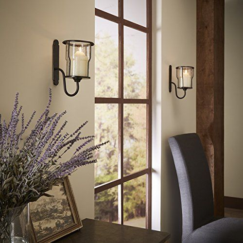 14 Best Sconce Images On Pinterest  Candle Wall Sconces Candles Magnificent Candle Wall Sconces For Dining Room Inspiration