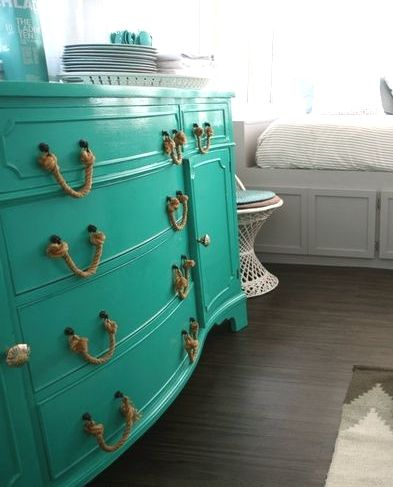 25 best ideas about nautical drawer pulls on pinterest for Nautical craft ideas