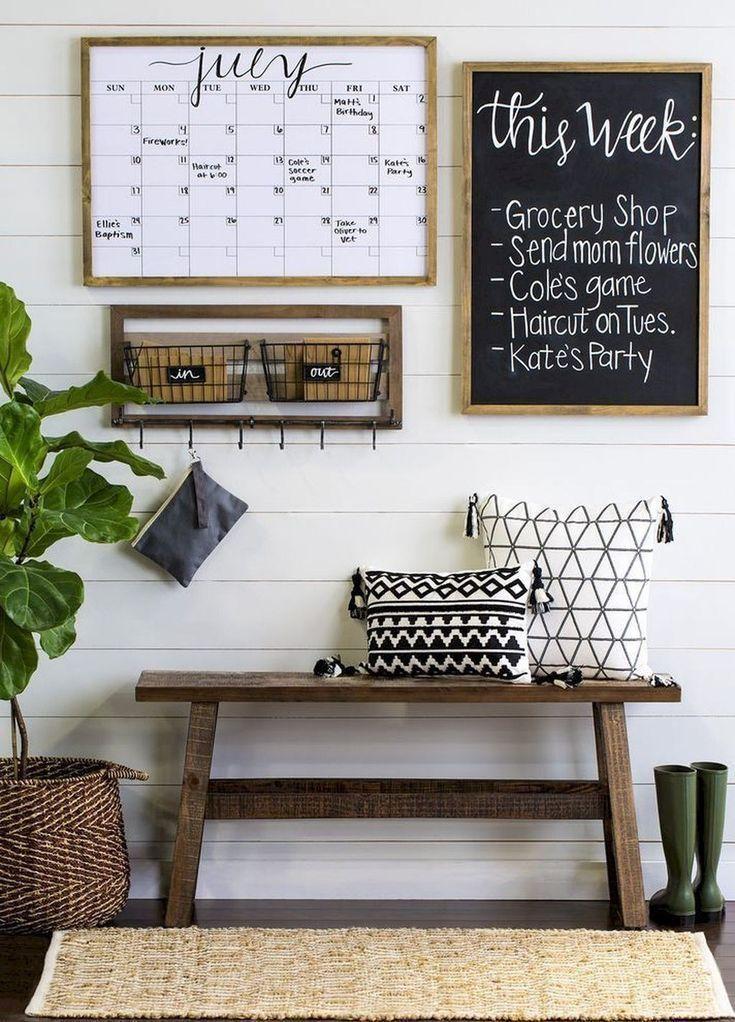 48 Genius Small Apartment, das Inspirationen für ein kleines Budget schmückt