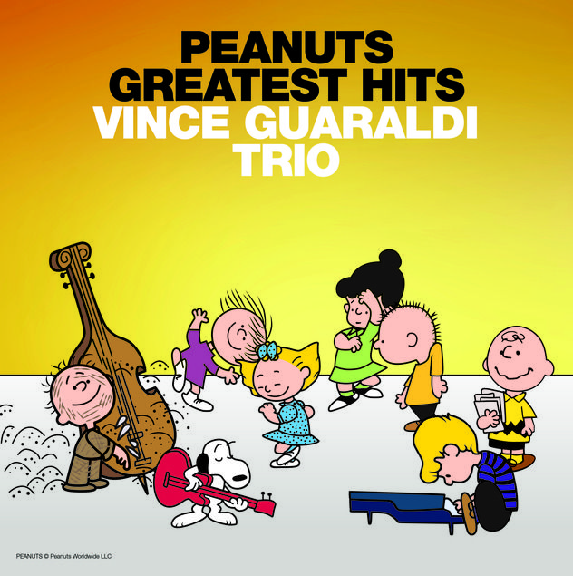 Vince Guaraldi's 'Peanuts Greatest Hits' due July 31 from Fantasy/Concord