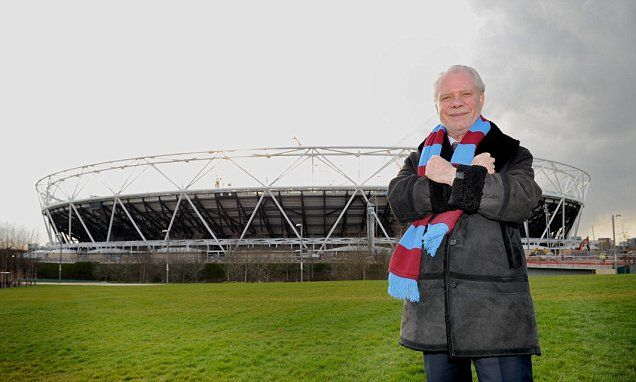 This 'DEAL' Stinks to high heaven no wonder the West Ham owners look so smug.Mugging the Tax payer. West Ham to pay £2.5m a year to play at Olympic Stadium