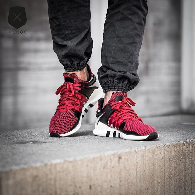 Adidas Equipment Support ADV (Collegiante Red) is now available in store and online at www.monox-store.com | US 8-12 | 149€