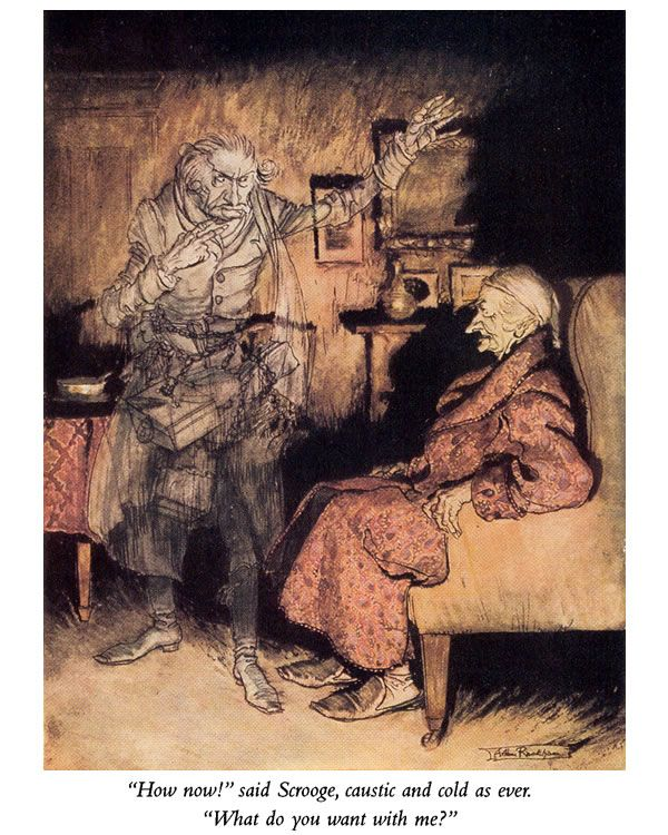 120 Best Images About A Christmas Carol On Pinterest: 17 Best Images About Arthur Rackham On Pinterest