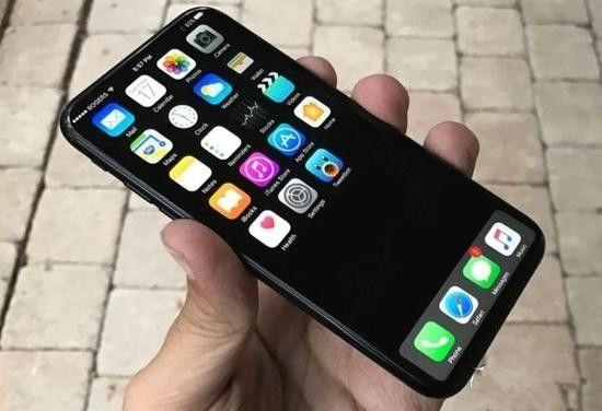 iPhone8でついにホームボタンが消滅