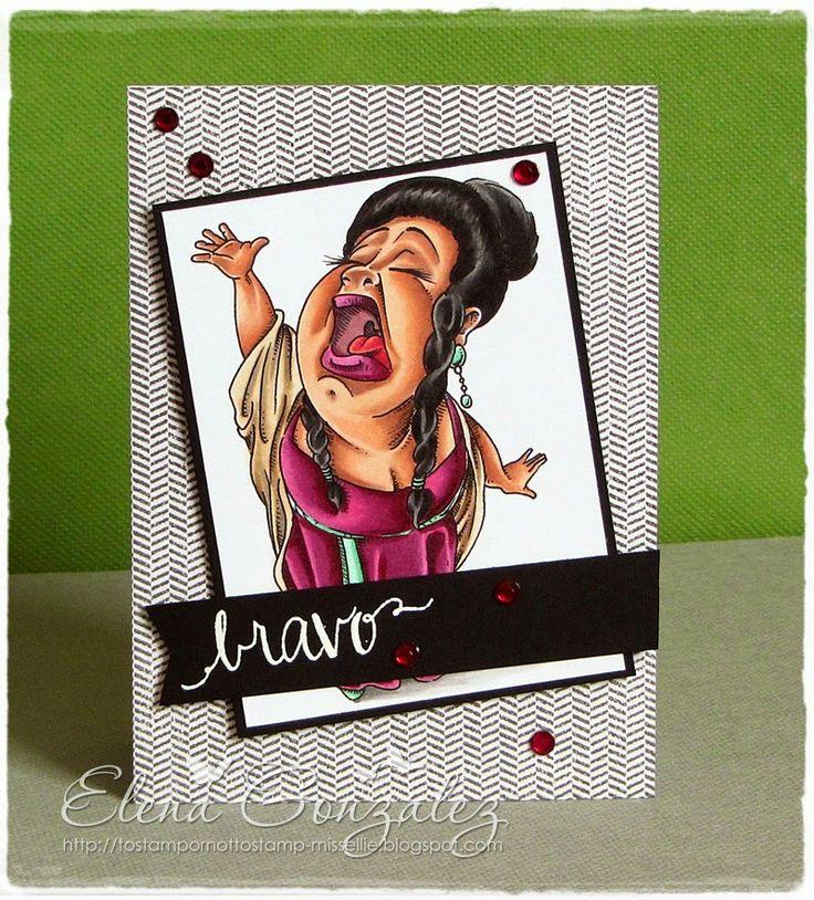 Bravo (MIC Image) by Elena G.