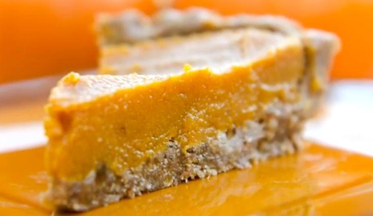 Pumpkin pie lovers, I have your healthy solution this h…