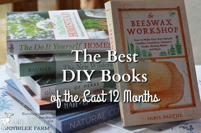 43 best resources for herbalists images on pinterest herbal the best diy books of the last 12 months solutioingenieria Gallery