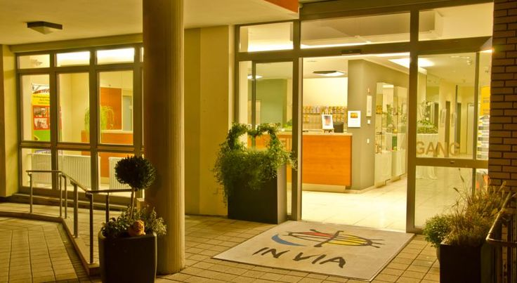 In Via Hotel Paderborn This comfortable and good-value hotel with a unique ambience is located in the centre of Paderborn. It is a friendly city hotel with conference facilities.  The recently renovated hotel features modern design.