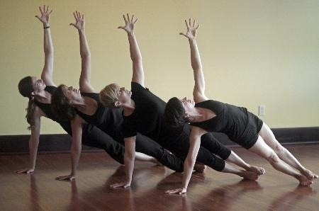 Beyond Yoga & Pilates. Come get your downward dog on here.
