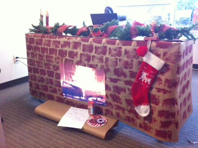 1000+ images about Cubicle Christmas/ Office Decorating Contest on Pinterest ...