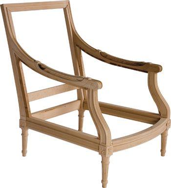 Jacob Louis XVI Bergere chair