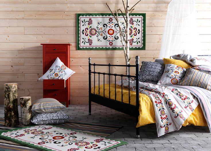 More AKERKULLA Bedding Combos House Bedroom Pinterest