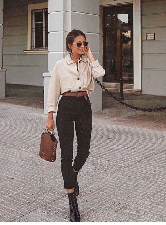 16 Chic and Easy Fall Outfit Ideas