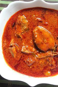 CHEPALA PULUSU (spicy fish curry) [India, Andhra Pradesh] [yummytummyaarthi]