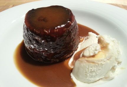 Gluten Free Sticky Toffee Pudding. To my own recipe, perfect winter warmer. You don't need to be following a GF diet to enjoy this.