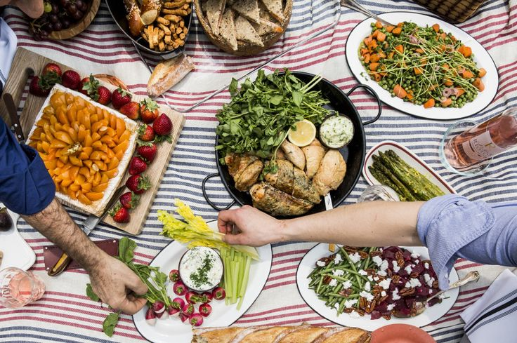 Daniel Boulud's Picture-Perfect French Picnic