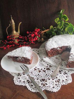 NoCarb diós csokis áfonyás süti | Klikk a képre a receptért!