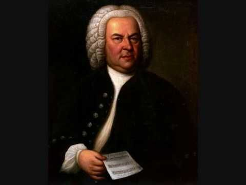 Johann Sebastian Bach-Air on G String from Orchestral Suite No. 3 in D major