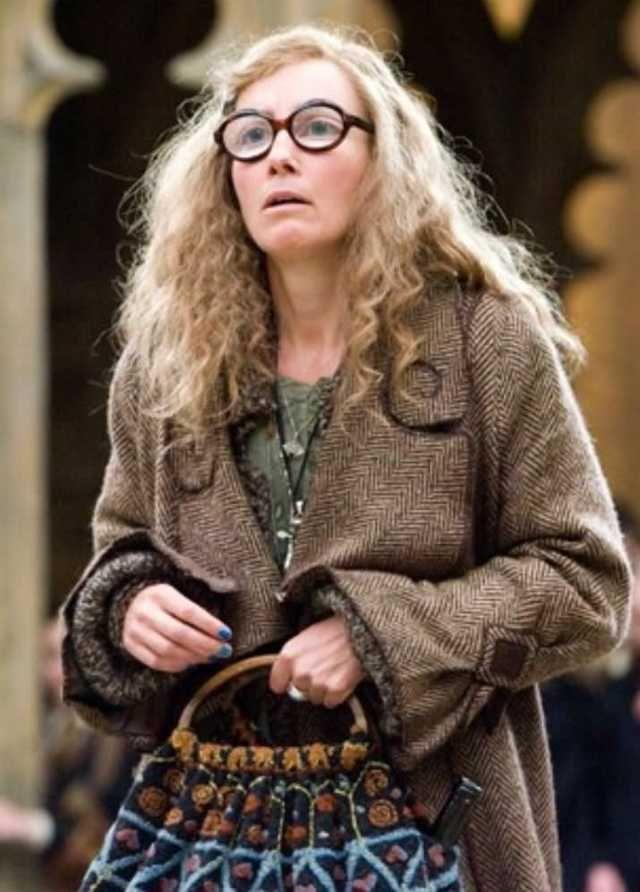 Sybill Trelawney Emma Thompson Harry Potter