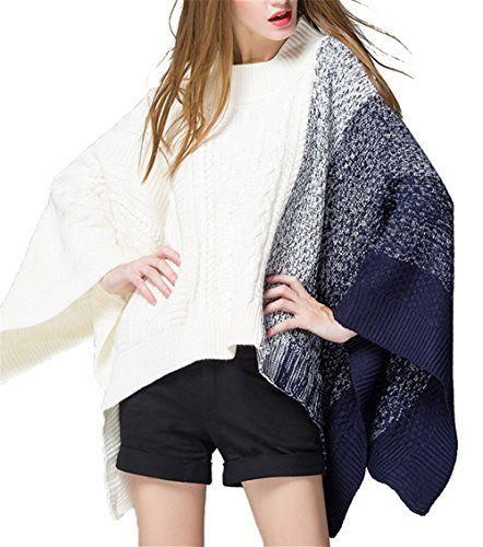 (シーファニー)Cfanny レディース 秋冬 ケーブル編み ドルマン セーター コート ニットカバー ゆったり…