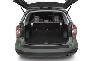 2015 Subaru Forester Compartment Separator Helps To
