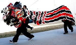 Lion dance - New World Encyclopedia