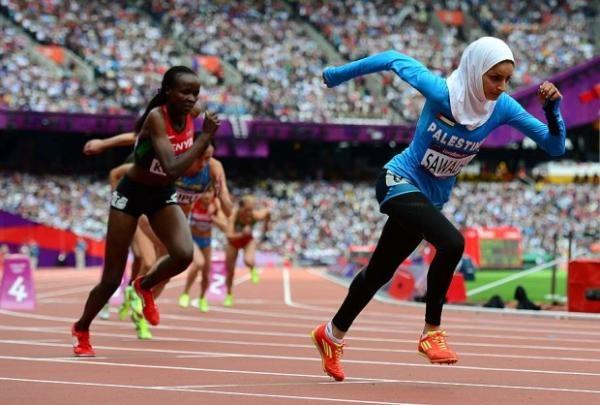 Palestine Athlet