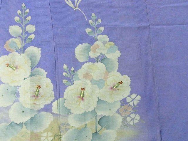 'Fuyo' (mallow rose / hibiscus). Summer.
