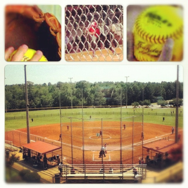 It's all about Softball