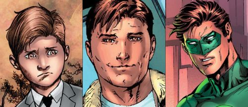 Green Lantern: From Child to Hero