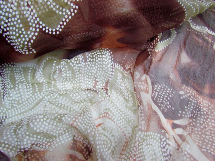 This silk yoryu fabric is very soft, light and sheer. Suitable for tops,….