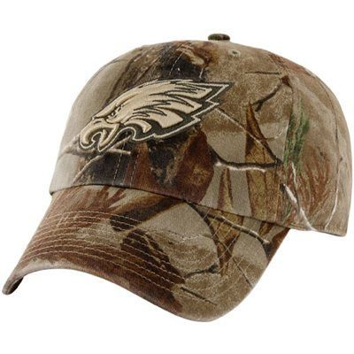 There's no blending in with this standout camo hat #FlyEaglesFly