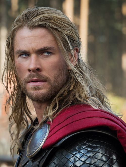 Chris Hemsworth. AND ON THE EIGHTH DAY, AFTER HE WAS DONE RESTING, GOD CREATED THE HEMSWORTH BROTHERS.
