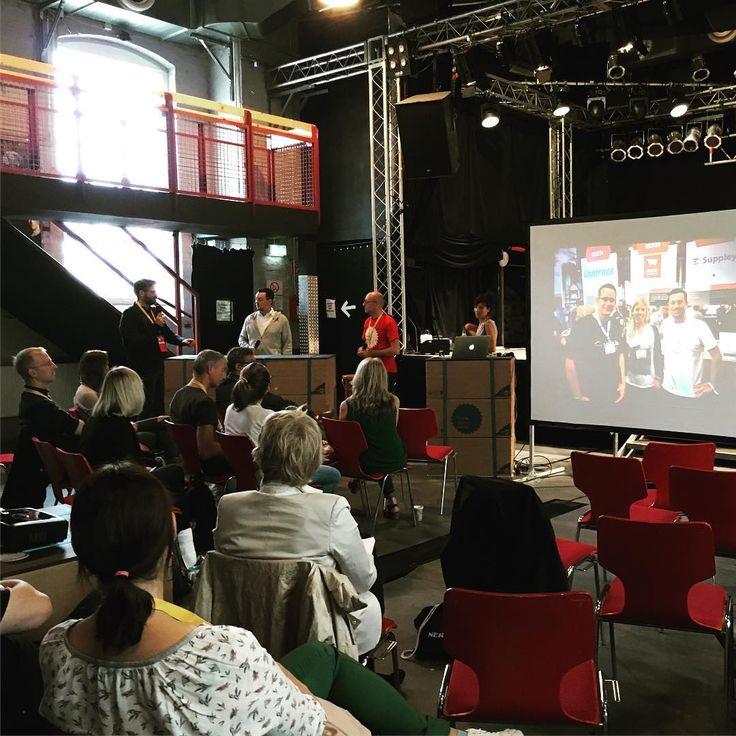 #startup #hannover #niedersachsen #zukunft #startupcity @prototypenparty #prototypenparty #pannel #gründen #entrepreneur #startuplife #musikzentrum