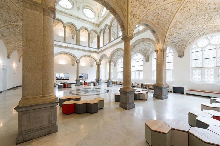 BK. architecten, Stephanie Gieles Interieurontwerp, KREUK architectuur, Arnaud Roelofsz  · The Old Library