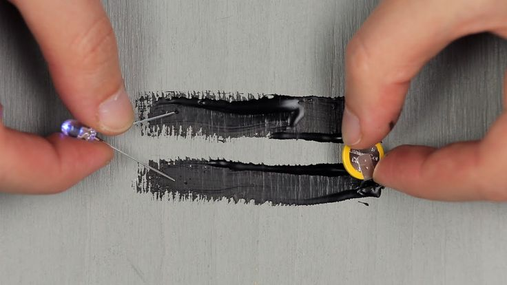 Bare Conductive | Electric Paint - YouTube  Wow!  What could we do with this?