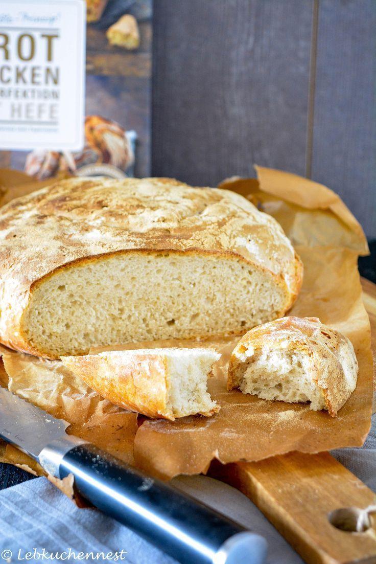 Buttermilchbrot Brot Backen In Perfektion Mit Hefe Von Lutz Geissler Rezension Lebkuchennest Buttermilchbrot Brot Backen Lebensmittel Essen