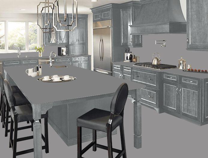 Virtual Kitchen Designer Tool