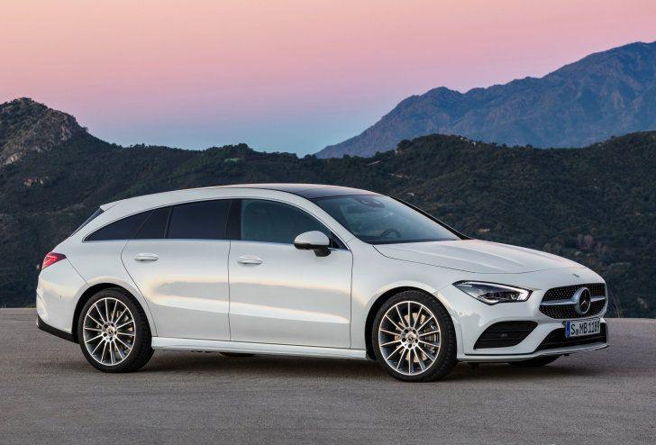 Mercedes Benz Introduceert Cla Shooting Brake Mercedes Benz