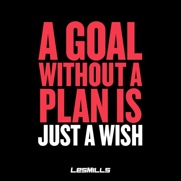 Make a plan, get started and enjoy the results. #smartstart