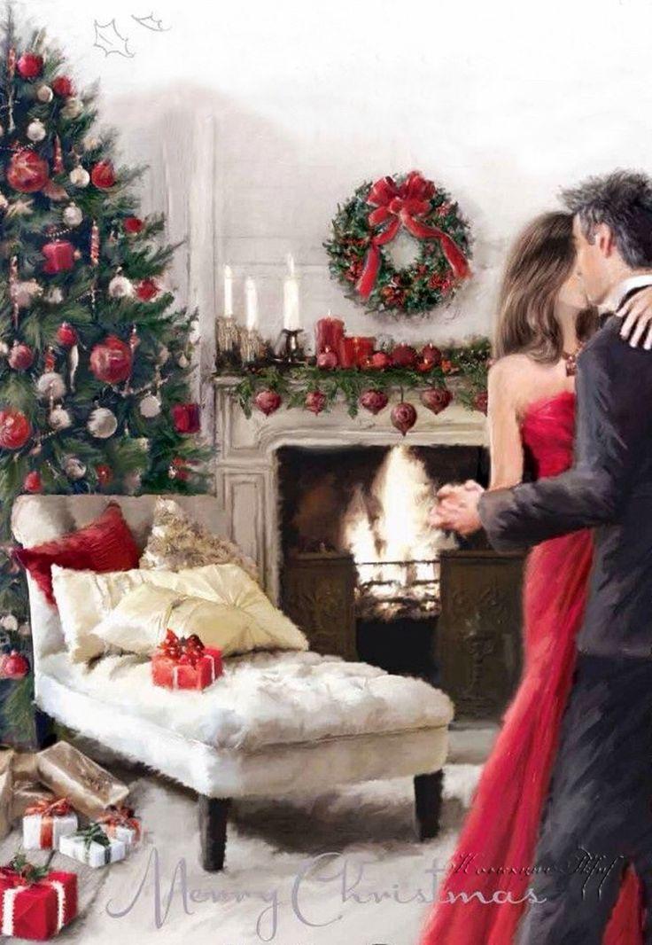 Мобильный LiveInternet Новогоднее... уютное... доброе... нежное... Richard Macneil | rss_rss_krasa - красавицу_видеть_хотите |