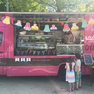#brusselsfoodtrucksfestival #brunchies #foodtruck #brussels #summerisfinallyhere