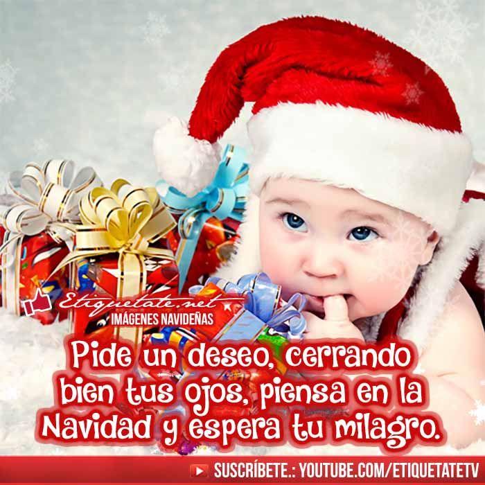 Imágenes con Frases de Navidad Gratis VER EN ░▒▓██► http://etiquetate.net/imagenes-con-frases-de-navidad-gratis/