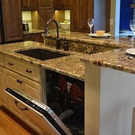 best 25 raised kitchen island ideas on pinterest kitchen island raised bar bar measurements. Black Bedroom Furniture Sets. Home Design Ideas