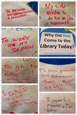 """Shelf Check: """"Why do you love your library?"""" is NOT Community Engagement: Better Questions to Ask During National Library Week"""