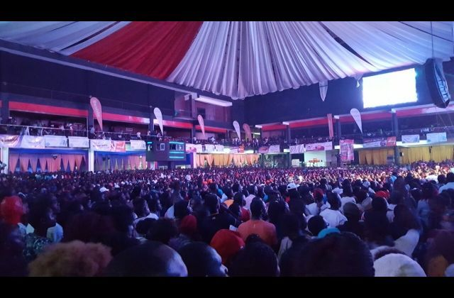 Sheebah Fills Freedom City To Capacity — Photos