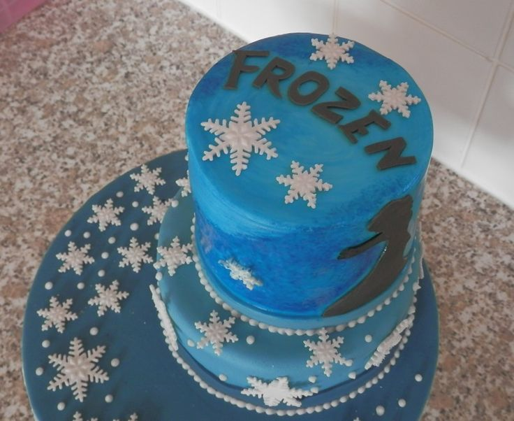 Looking forward to #Christmas #frozen themed #cakes for the kids