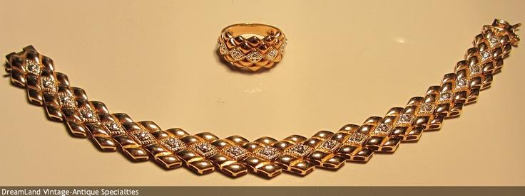 Gold plated sterling silver bracelet 925 R China - MAKE $ OFFER DreamLandSpecialties@comcast.net