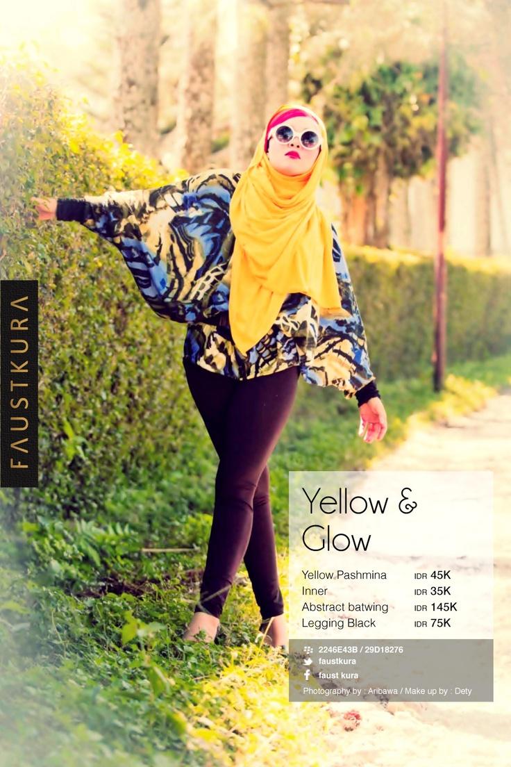 yellow n glow