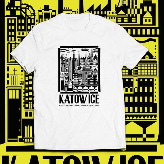 Katowice - Silesia - T-shirt